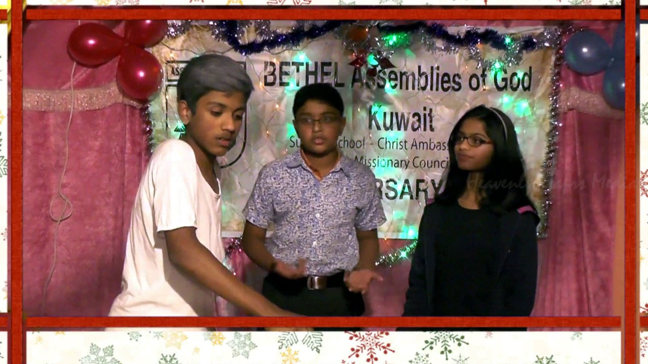 Malayalam Christian Pentecostal Skit 2016 Bethel AG Church Kuwait