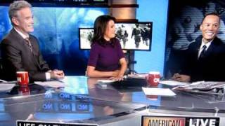 CNN reporter LIVE uncontrollably Laughs FAILS (SHE LOSES IT AT THE WRONG TIME)