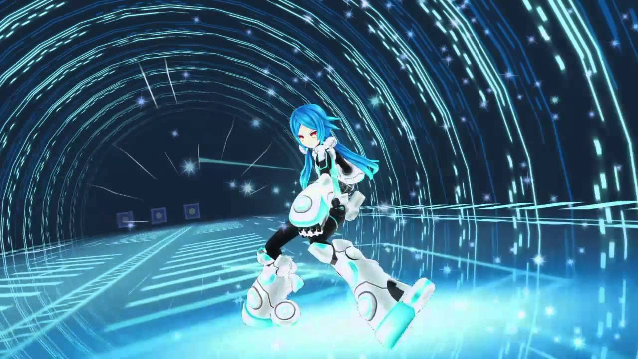 Hyperdimension Neptunia Victory 2 Blanc's Next Gen CPU ...