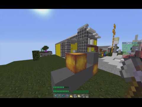 Partida de Skywars / Minecraft GG