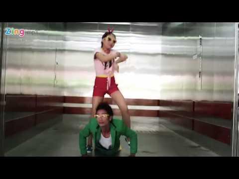 Gangnam Style-Trương Mộng Quỳnh