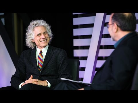 Steven Pinker on Language, Reason, and the Future of Violence (full) | Conversations with Tyler