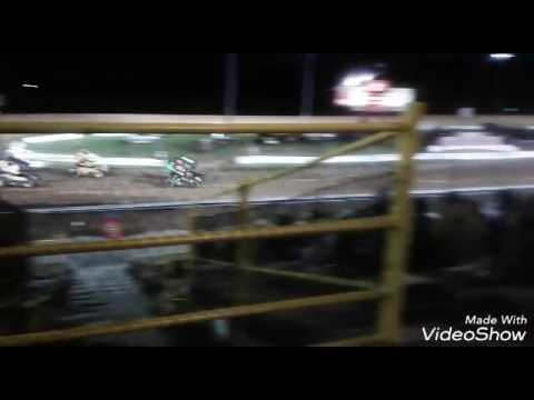 Lernerville Speedway[First Sprintcar Race Of The Season]