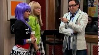 Сериал Disney - Ханна Монтана (Сезон 3 Серия 27) Работать, работать и работать