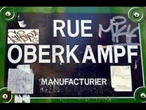 Rue Oberkampf  Paris  Arrondissement 11e