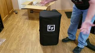 EV ELX200-12P Unboxing and review.