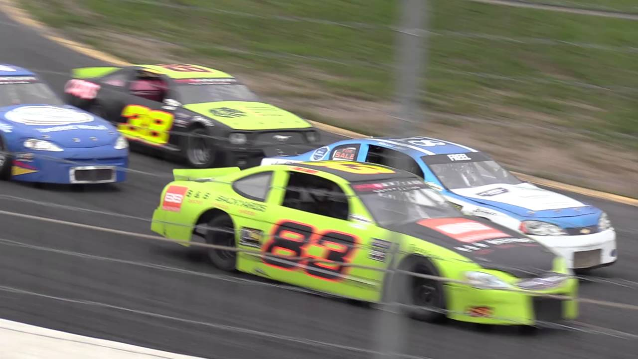 Sunset Speedway Ontario Pro Challenge Series August 27 2016