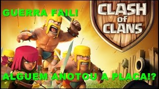 CLASH OF CLANS .. Dark Knights™ VS The Hunger Game! Guerra Fail! =(