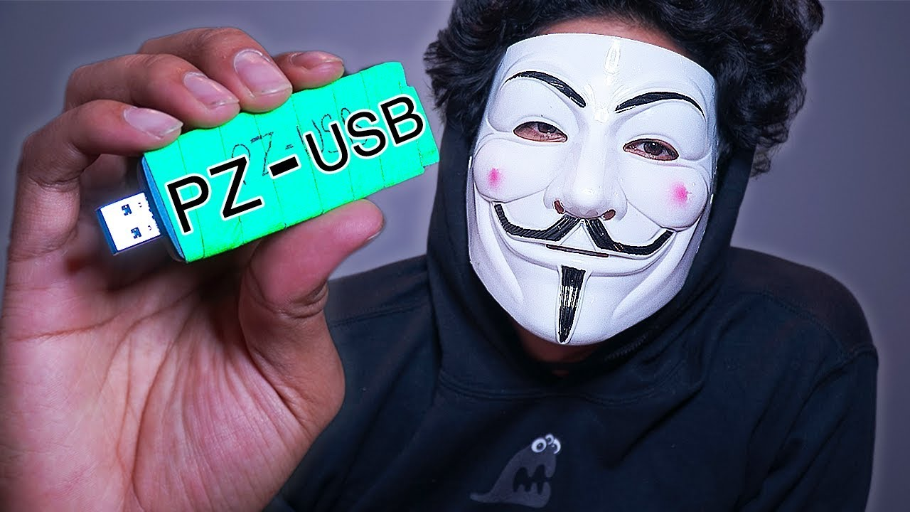 I Am The Gamemaster Project Zorgo Usb Drive Youtube