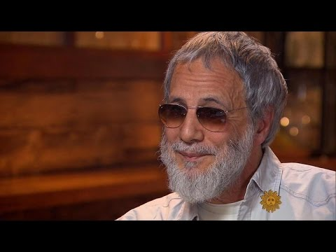 Yusuf Islam, formerly known as Cat...
