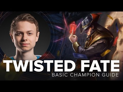 Twisted Fate Pro Builds, Guides, Stats, Runes, Masteries ...