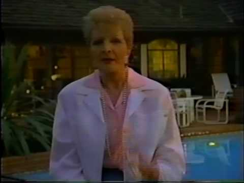 Coral Browne, Vincent Price1985 Citibank Commercial