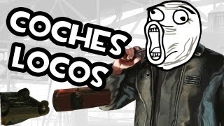 GTA IV | COCHES LOCOS