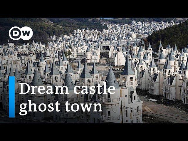 Turkey luxury homes turn real estate nightmares | DW Stories