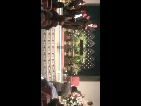 Homegoing for Harvey aand Johnny Simmons