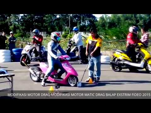referensi modifikasi motor matic 2015