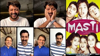 Masti Reunion | Vivek Oberoi, Ritesh Deshmukh & Aftab Shivdasani Full Of Laughter Meeting Aftr 17yrs