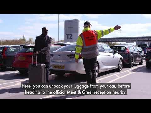 Official Meet & Greet Parking - Book Now | Manchester Airport