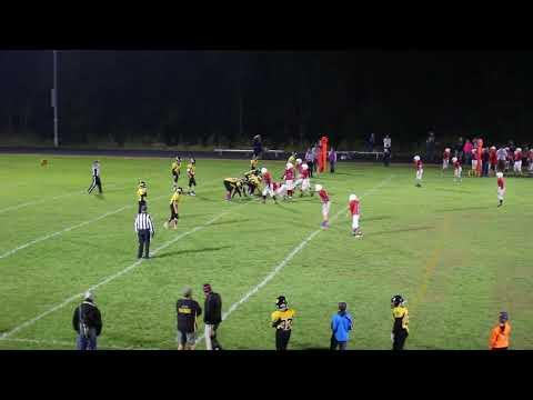 Maranacook vs Mt Valley Middle School October 2017