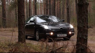 "Citroen C6 3.0 V6 Обзор ""Тестдрайв от Арнольдыча"""