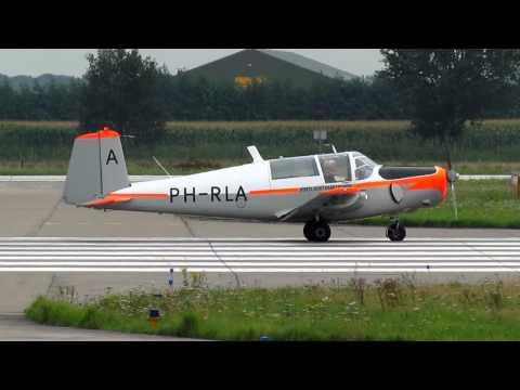 Volkel Airbase 24-08-2011; Magistère +Safir Departure