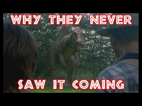 Download Youtube: Why Nobody Saw the Spinosaurus Coming - Jurassic Park 3