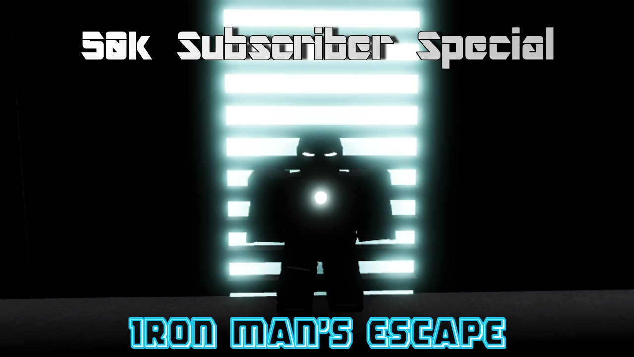 Iron Man's Escape[50k Special]