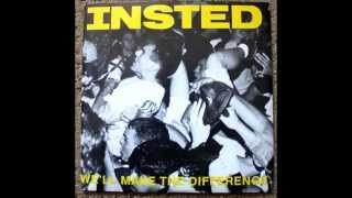 Insted-we'll make the difference ep(1989)[full album]