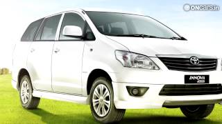 Toyota Innova Aero launched in India at Rs 12.25 lakh