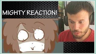 Hungertale [Undertale Comic Dub] REACTION! | MightyMaskArmy