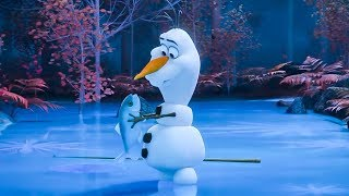 At Home With Olaf 'Fishing' Trailer (2020) Disney HD