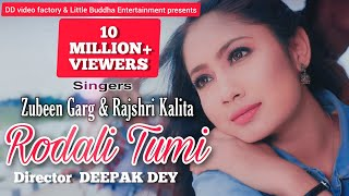 Download lagu RODALI TUMI ( OFFICIAL FULL VIDEO ) | ZUBEEN GARG & RAJSHRI KALITA | DEEPAK DEY