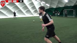 "Ac Calciopoli - Avengers 5:2 ""Uristenhazasodunk.hu Live Soccer League"" 22. forduló - Kedd"