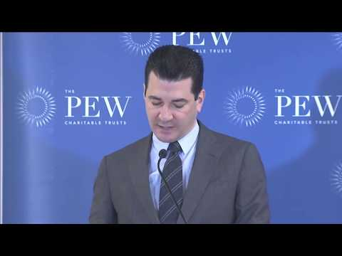 FDA Commissioner Scott Gottlieb, M.D. to Outline Agency Plans on Antibiotic Resistance
