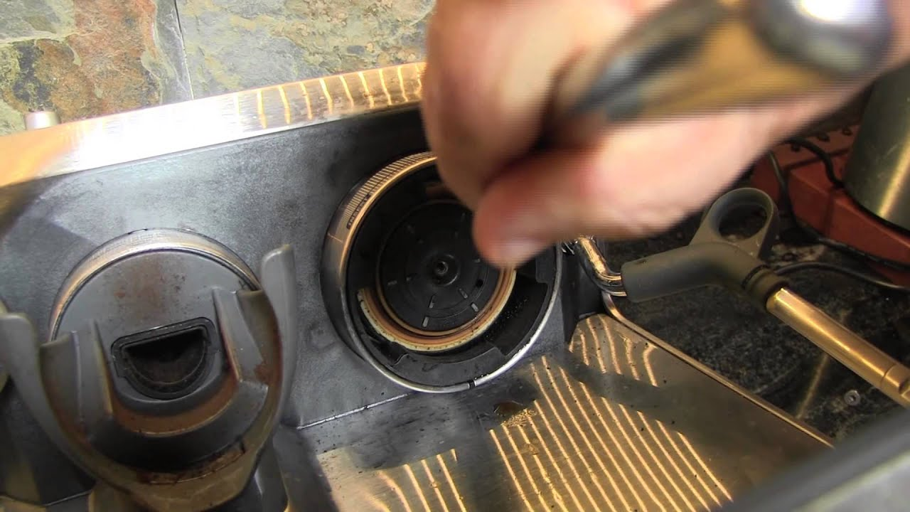 How To Change The Steam Ring On Your Breville Espresso
