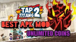 TAP TITAN 2 V1.3.2 (MOD UNLIMITED ALL)