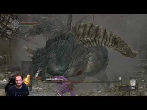 Dark Souls Gun Game Mod (Pt. 1)