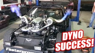 Turbocharging Leroy Ep.7 - 1000+hp ACHIEVED! (Dyno Part 2)