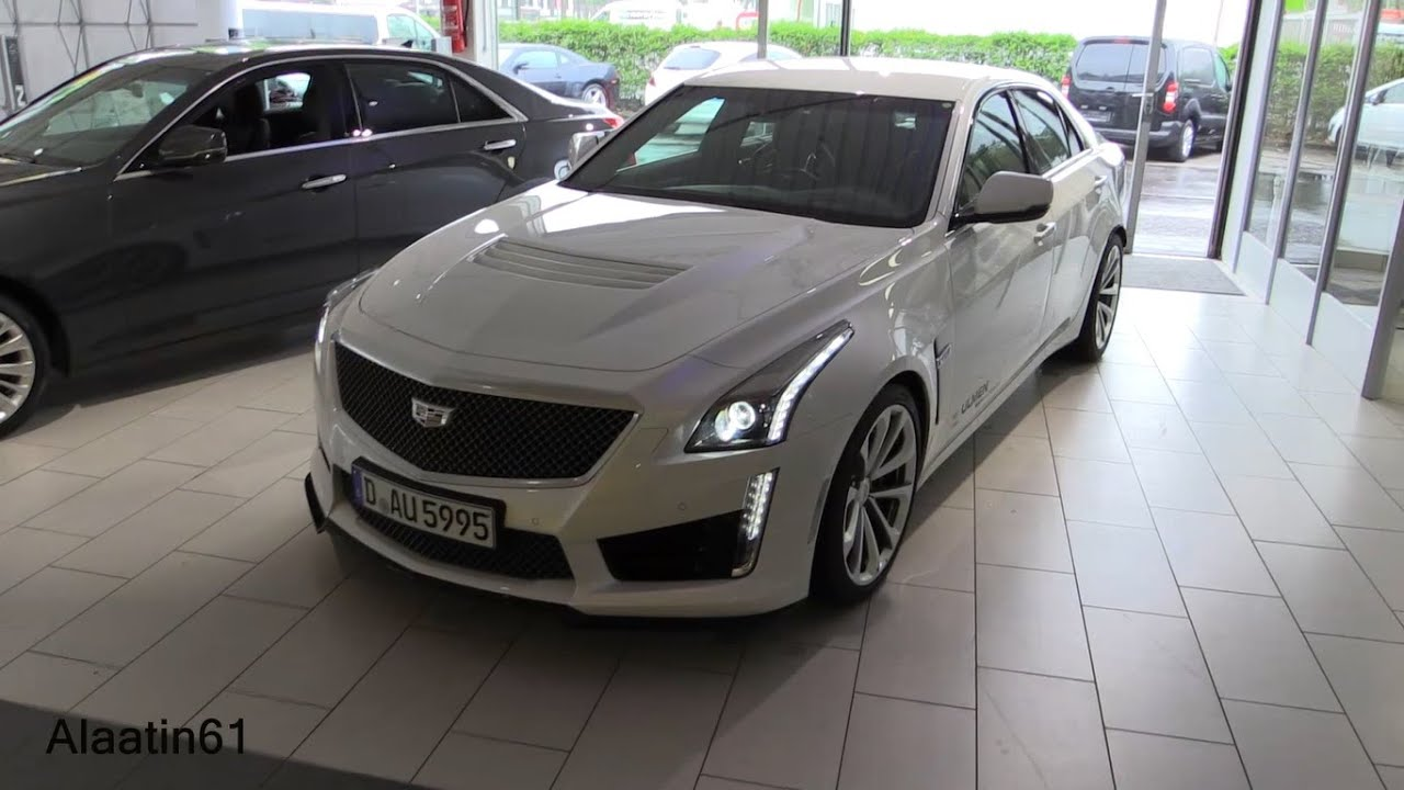 2017 Cadillac Cts V In Depth Review Interior Exterior 10 Things You Need To Know