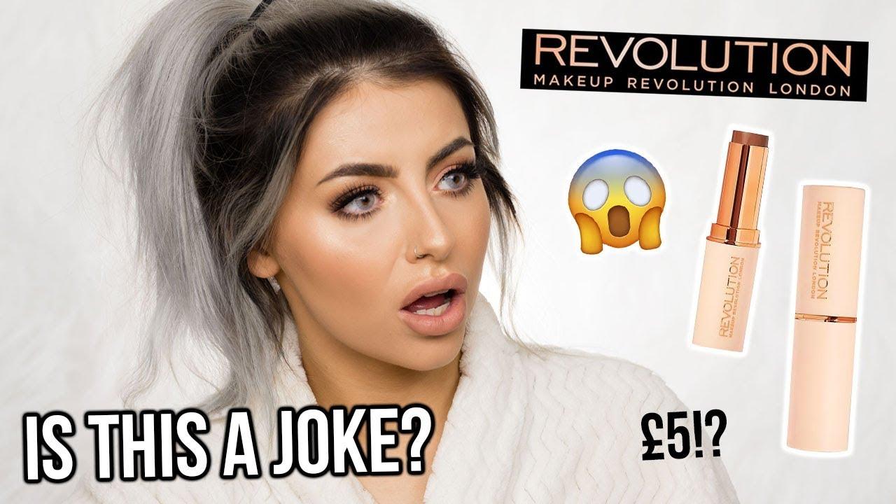 Makeup revolution fast base