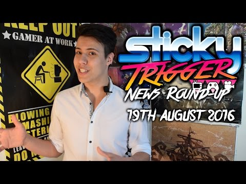 Sea Of Thieves PC, Gamescom Trailers, Game Previews - ST News Roundup 19/08