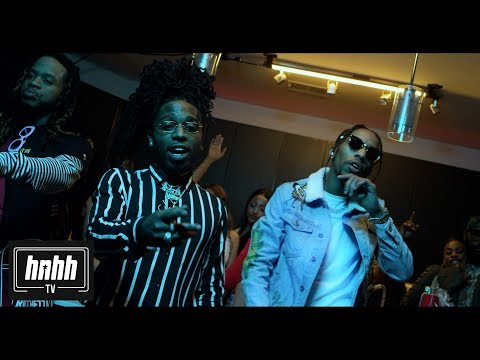 K-Major - Ain't Yo Girl Feat. Jacquees (HNHH Official Music Video)