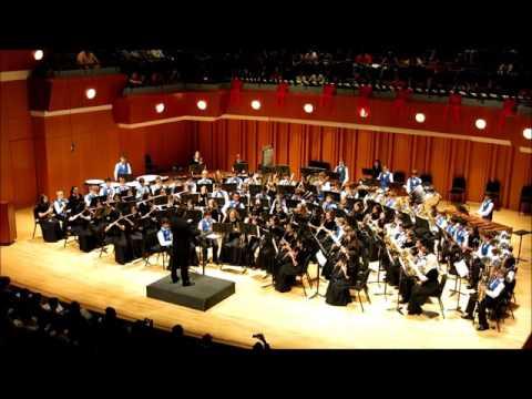 South Forsyth Middle School Band, Ruckus December 11, 2015
