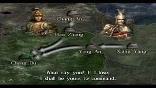 Dynasty Tactics 2: Ma Chao Challenges Lu Bu