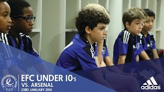 EFC Match Highlights | U10 vs. Arsenal