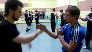 Вин Чун в Новосибирске. Тренировка 21.11.2018