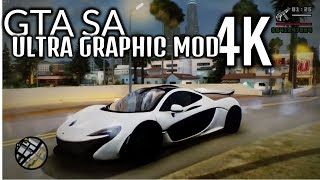 Worlds best  Graphic Mod of gta sa for PC with  tutorial 2017