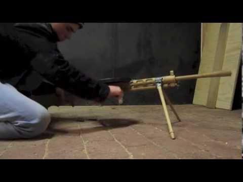 DP28 wooden replica