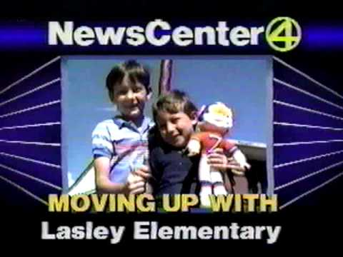 Lasley Elementary celebrates the Broncos 1987