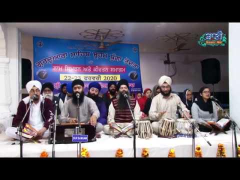 Brahm-Bunga-Dodra-Sangat-Gurbani-Kirtan-Faridabad-23-Feb-2020